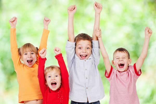 کودکان شاد